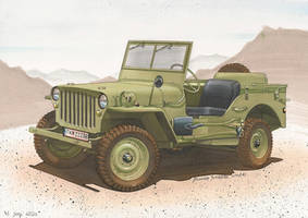 '43 Willys by DominikScherrer