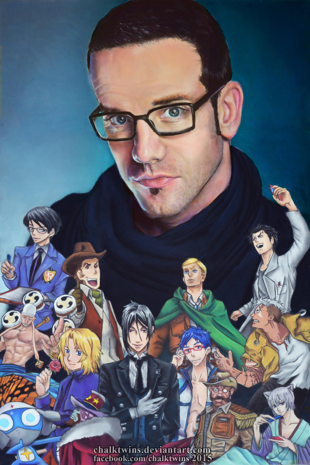 J. Michael Tatum Character List Commission: J. ...