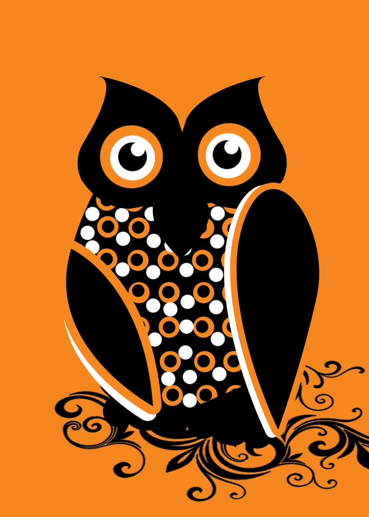 T-shirt owl graphic by citrartwork on DeviantArt