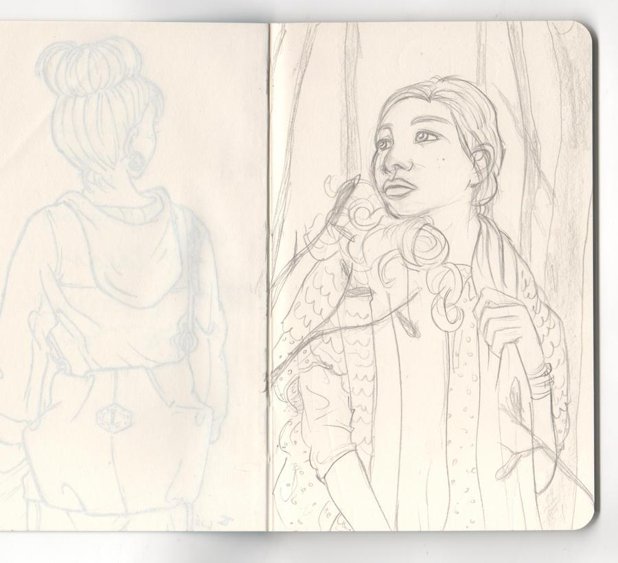 Pocahontas? by Ceydran