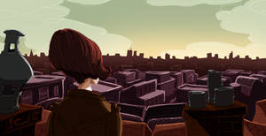 Amelie and the Rooftops
