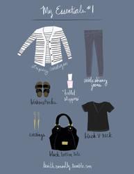 My Essentials #1 by Ceydran