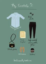 My Essentials #2 by Ceydran