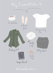 My Essentials #4 by Ceydran