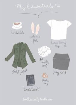 My Essentials #4
