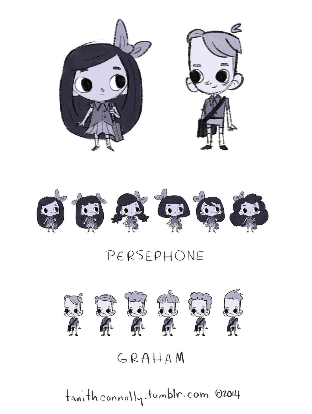Persephone and Graham