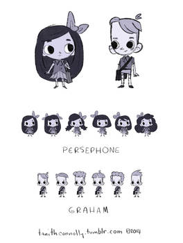Persephone and Graham