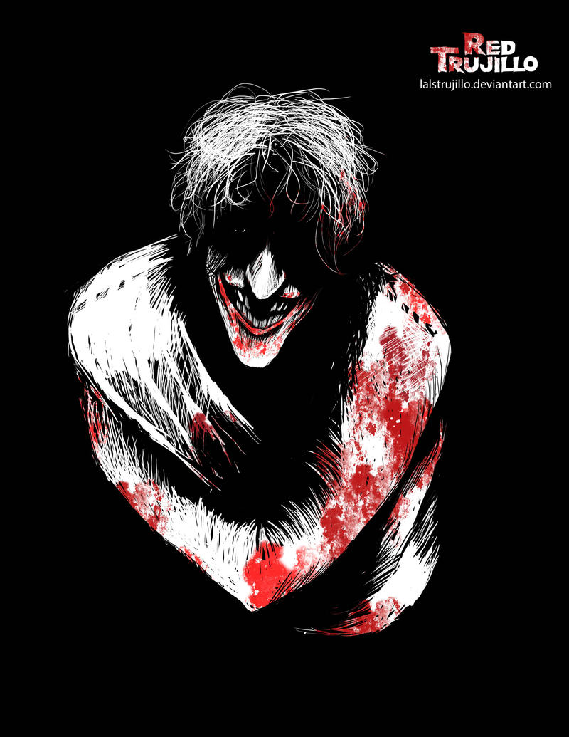The Joker II (2013) by redtrujillo