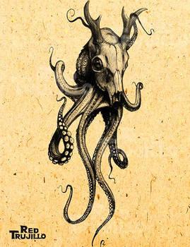 octopus-deer