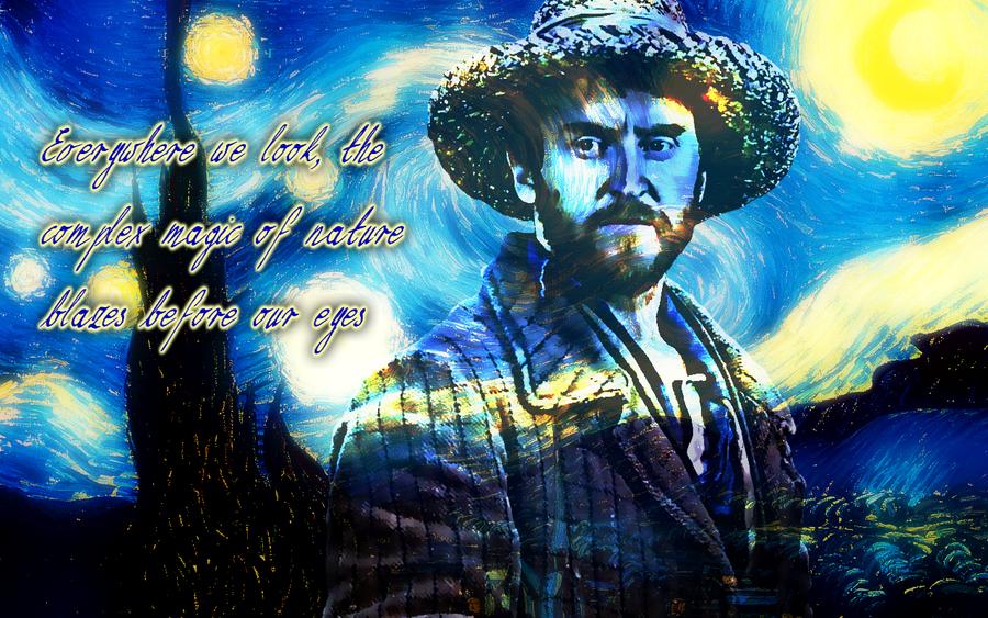 Vincent Van Gogh Doctor Who Vincent Van Gogh Widescreen