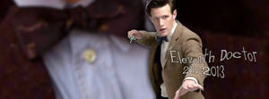 Eleventh Doctor Facebook cover