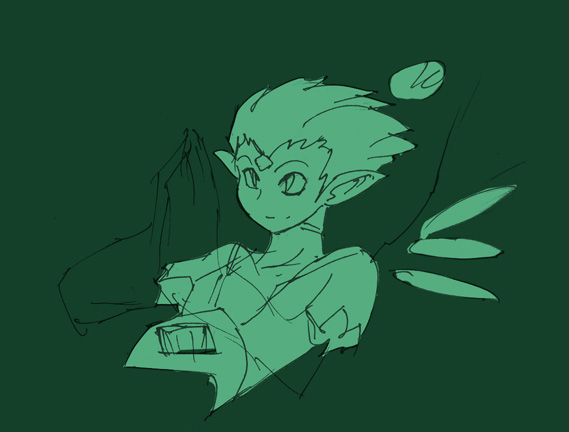 Sketches Octubre 310 by dan-heron
