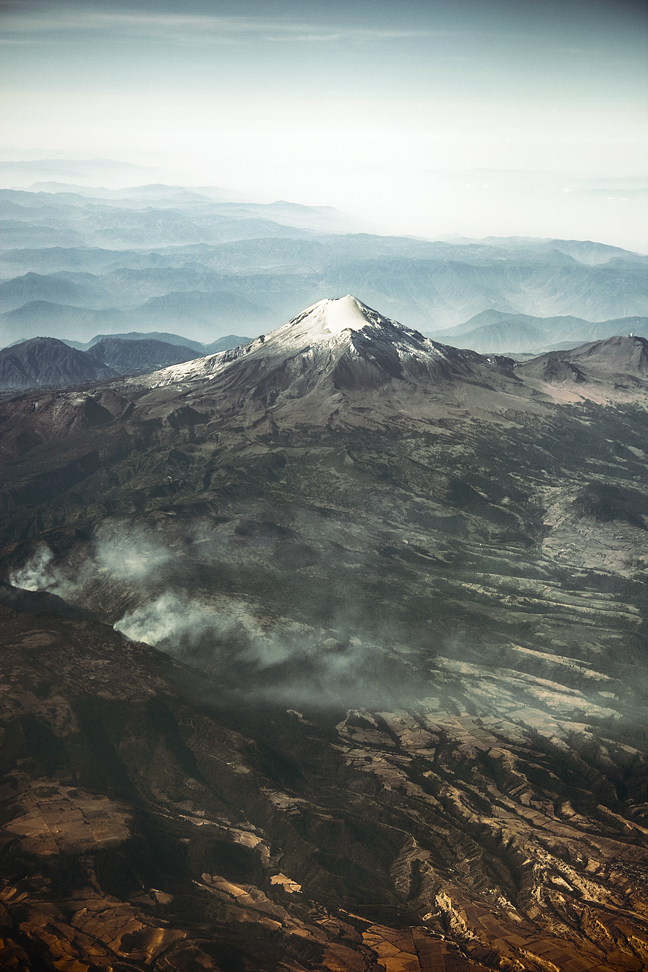 Pico De Orizaba by Fedelrayo
