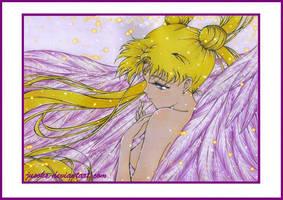 +Sailor Moon Angel+ by jusoks