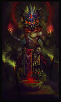 Witch Doctor by Deathstars69