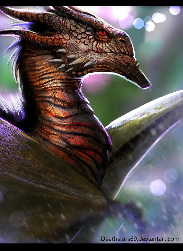 Dragon by Deathstars69