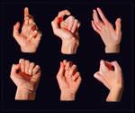 Hands study