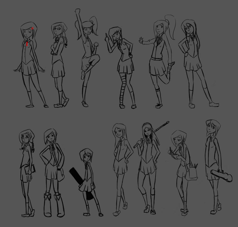 a description of the various concepts of what art is Capture the essence of a character through concept art i'll be taking you through  the various steps of character creation, from the initial  project description.