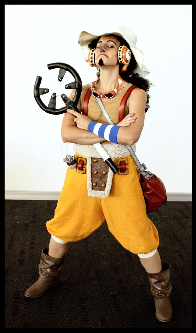 OP - Usopp the Man by Berpi