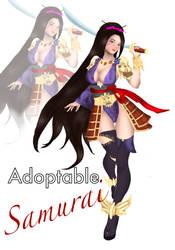(OPEN) Adoptable Auction - Samurai