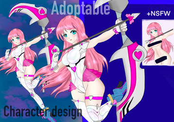 (CLOSED ) ADOPTABLE AUCTION- Cosmic Angel