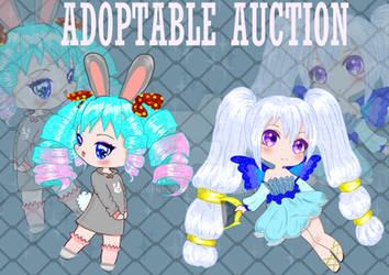 (OPEN) CHIBI ADOPTABLE AUCTION