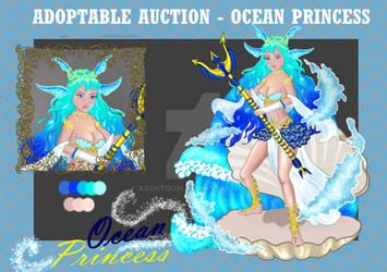 {OPEN} ADOPTABLE AUCTION - OCEAN PRINCESS
