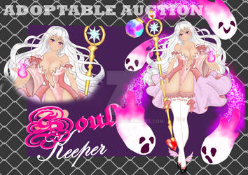[OPEN] ADOPTABLE AUCTION - Soul Keeper