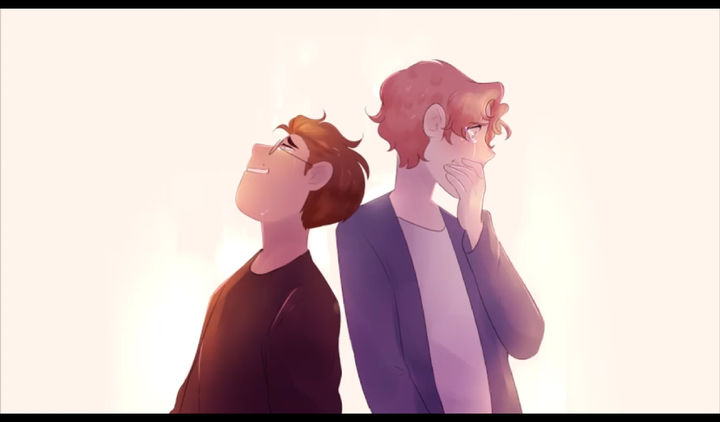 Oh? -BMC Fanfic by LuckDraws on DeviantArt