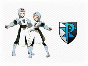Team Plasma Wallpaper 640-480