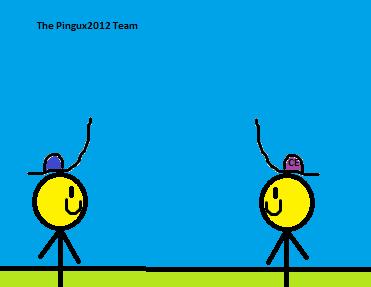 The Pingux2012 Team by Pingux2012