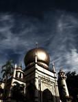 Mosque II by blackmariner