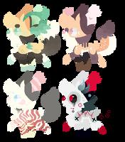 Kitty Doodles - Open by D3MI-CR0W