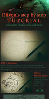 Step By Step Tutorial / Hints Brushes Explanations