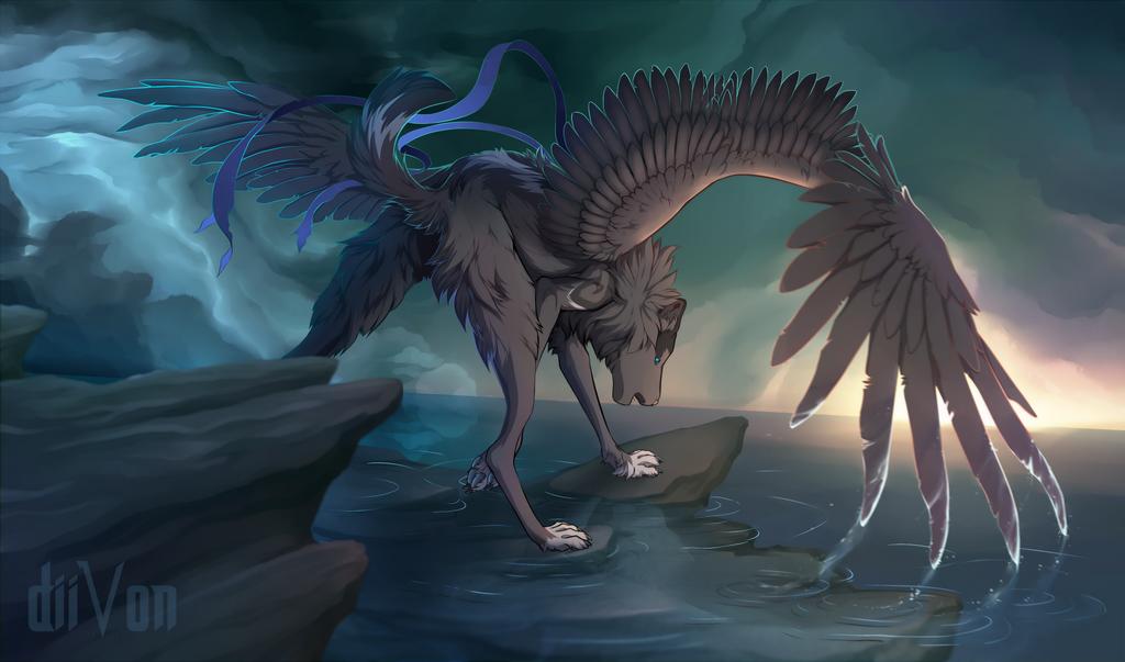 Fate Calls by Diivon