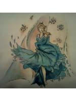 Bluejean Cinderella by Shiroaniko