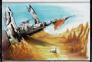 RINGship by GParada
