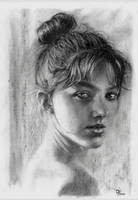 Menina dos olhos by GParada