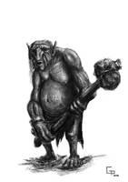 Troll1 by GParada