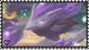shiny zoroark stamp by tsunderre