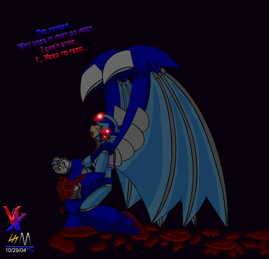 Vampire X - Halloween by Soldjermon