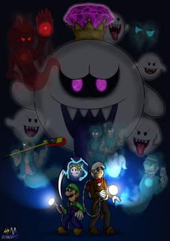 Luigi's Mansion - Darkness Arises