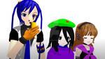 Triple Baka Crew ::2010 materials:: by Hakadirune