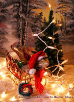 How Sora Stole Christmas by HeatherTelesca