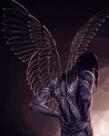 Loki Jotun, fallen angel
