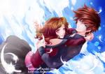 Yumi and Pemeku - ArtTrade