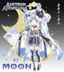 [CLOSED] Astral God #2- Auction: Moon