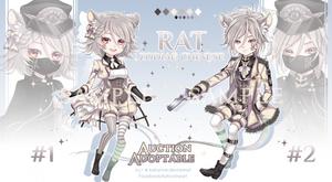 [CLOSED] Adoptable Chinese Zodiac #1: Rat