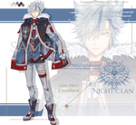 [CLOSED] Astral God N05 - Auction: Canis Minor