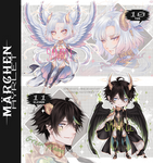 [Closed] Marchen Ayrlet 10 and 11-Auction
